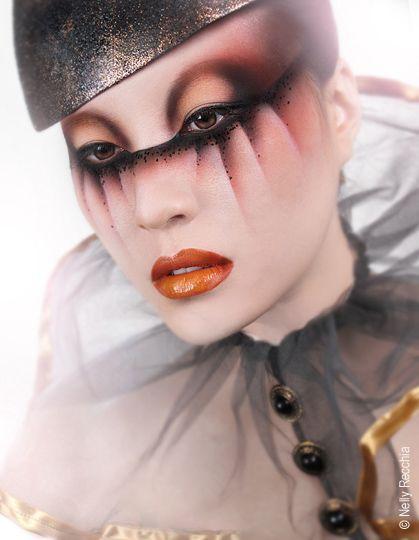 Nelly Recchia #halloween #makeup #inspiration