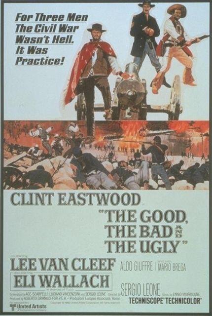 İyi Kötü Çirkin 1966
