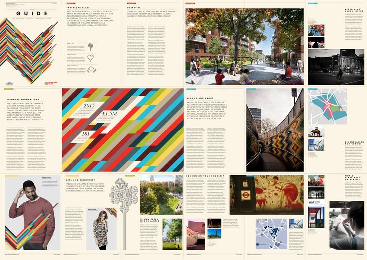 Grid London - Conceptual brand work for Lendlease's new property development in London's Elephant and Castle.