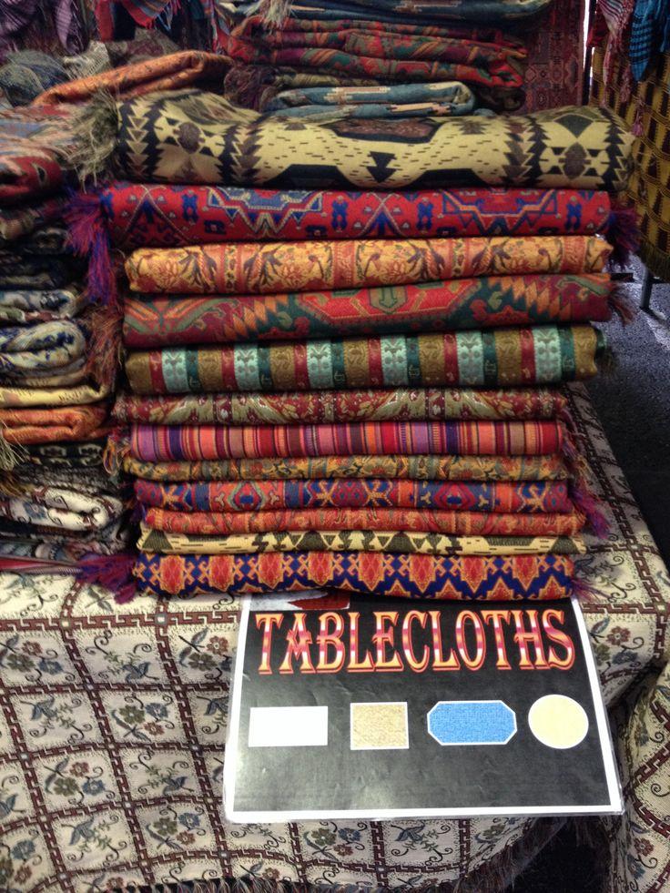 14 Besten Tablecloths Bilder Auf Pinterest Damaskus   Franzosische Haute  Couture Le Manach