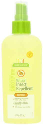 best insect repellent for babies