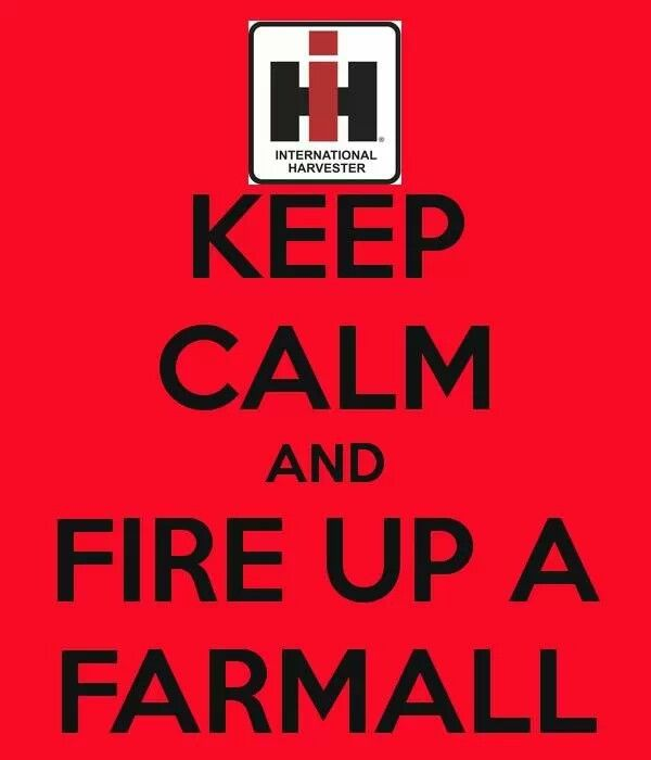 #IH #InternationalHarvester #farmall