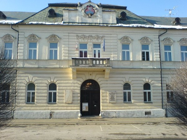 Slovakia, Martin - First building Matrix Slovak