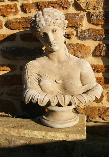 219 Best Images About Ceramic Busts On Pinterest