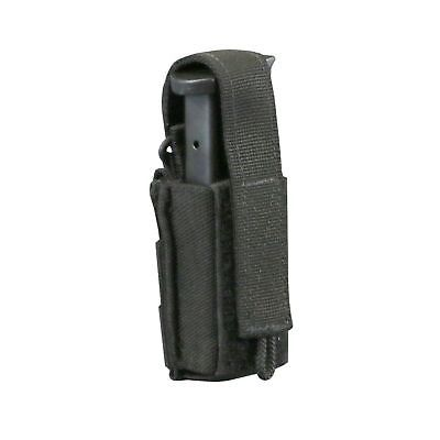 Tactical Assault Gear Single Multi-Caliber Pistol Pouch Black 830838