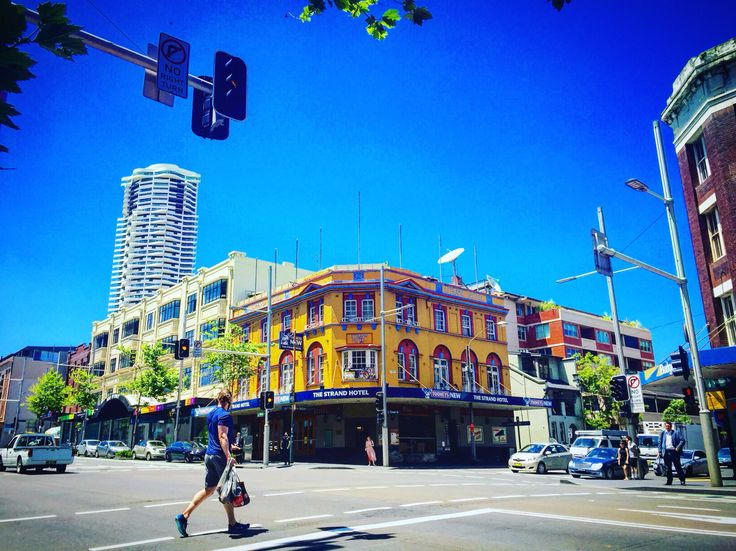 William Street Sydney