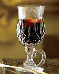 Hot Spiced Wine // More Warming Drinks: http://www.foodandwine.com/slideshows/warming-drinks  #foodandwine