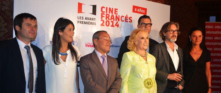 Pinta Evento!: INAUGURACIÓN DE LA SEMANA DEL CINE FRANCÉS: LES AV...