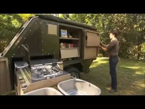 Conquerer Australia Military Grade Camper, priced at an obnoxious $62,400 US