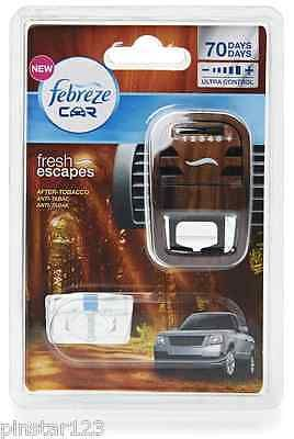 1 x #febreze car air vent clip air vent #diffuser wood #effect unit 7ml each ,  View more on the LINK: 	http://www.zeppy.io/product/gb/2/281891420133/