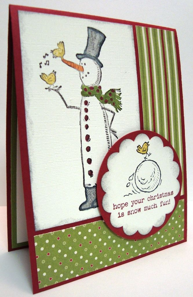 images of stampin up snow much fun - Google Search