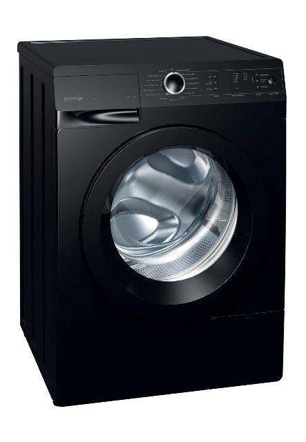 Gorenje black washing machine