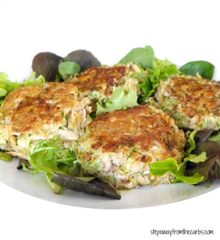 Crab Cakes Without Carbs