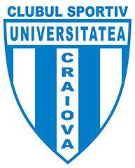 Clubul Sportiv Universitatea Craiova | Country: România / Romania. País: Rumanía. | Founded/Fundado: 2013 | Badge/Crest/Logo/Escudo.