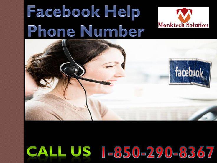 Get remote assistance via #FacebookHelpPhoneNumber 1-850-290-8367