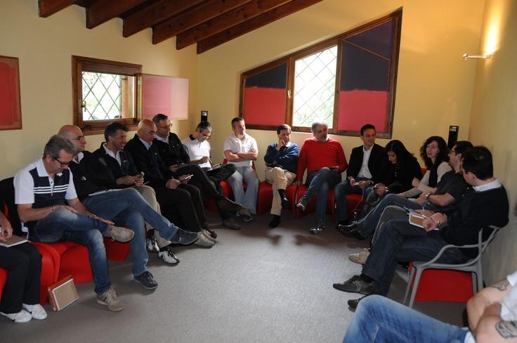 19apr2013 - Handover Day con SDA Bocconi e SAP Italia: l'offerta SAP verso le dimensioni di complessità delle Aziende italiane