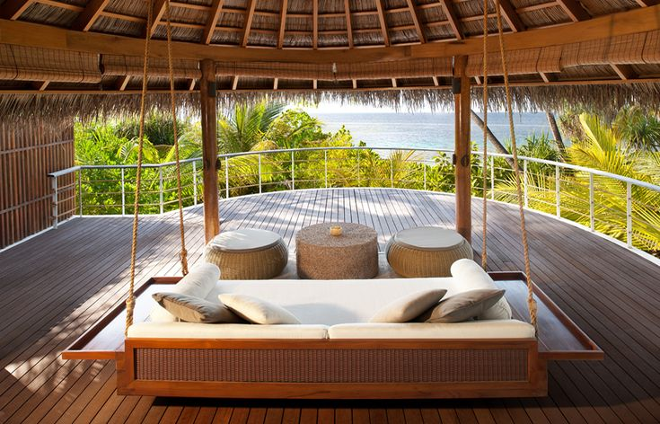 W Maldives Retreat & Spa - outdoor setting