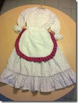 argentina traje de paisana