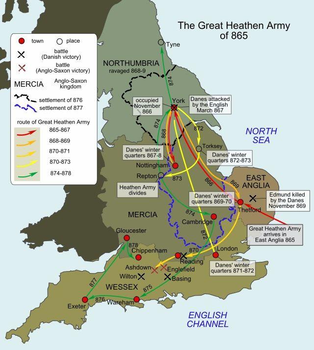 London's Viking Lineage http://www.londonhistorygroup.com/londons-viking-lineage/