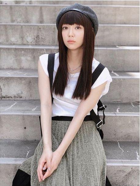 山谷花純さんのポートレート