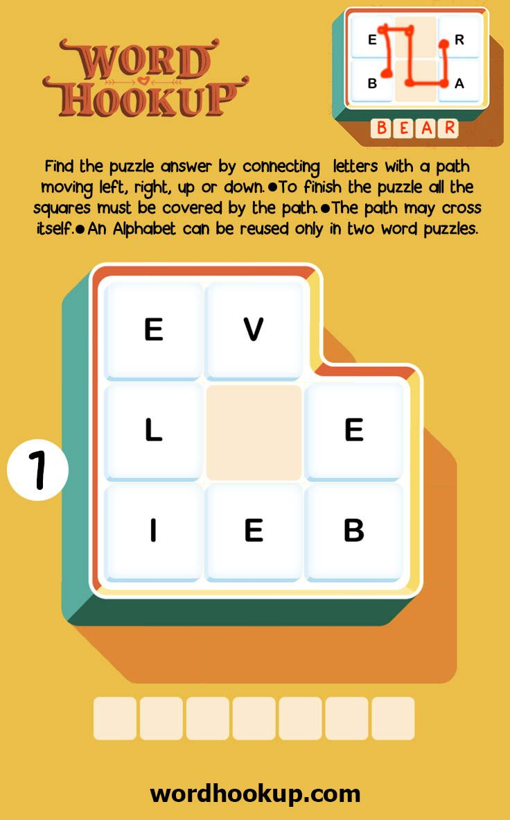 Word Hookup Puzzles in 2020 Word games, Hidden words
