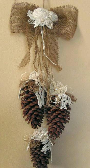 Σπίτι και κήπος διακόσμηση: Χειροποίητες κατασκευές Χριστουγέννων για να εντυπωσιάσετε τους καλεσμένους σας με οικολογικές πράσινες διακοσμήσεις.