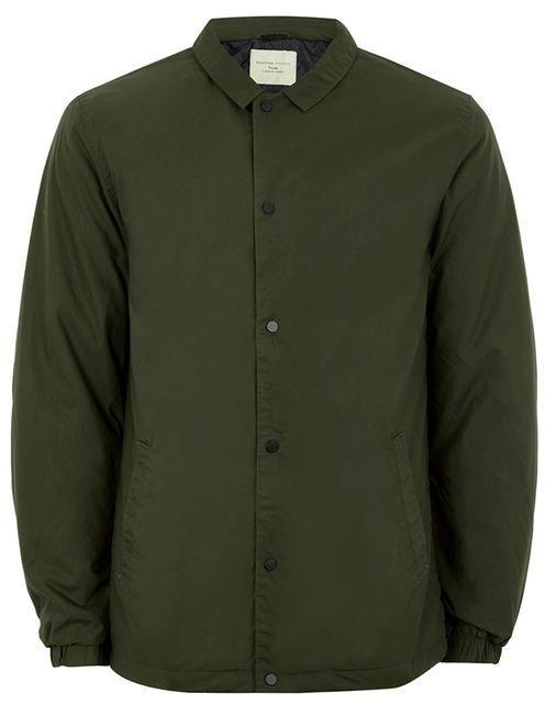 Selected TALL Khaki Jacket*