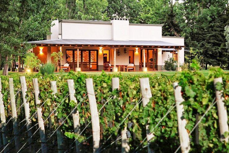 «Виноградники Альгодон», Аргентина (Algodon Wine Estates)