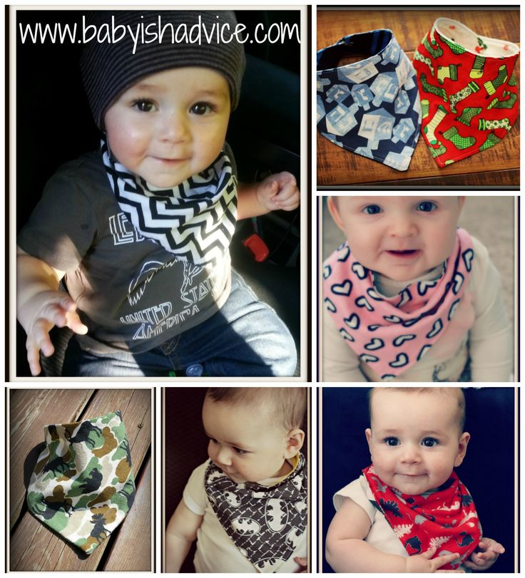 Enter to win a 3 pack of bandana bibs (your design choice - subject to availability) http://babylishadvice.com/?p=2704