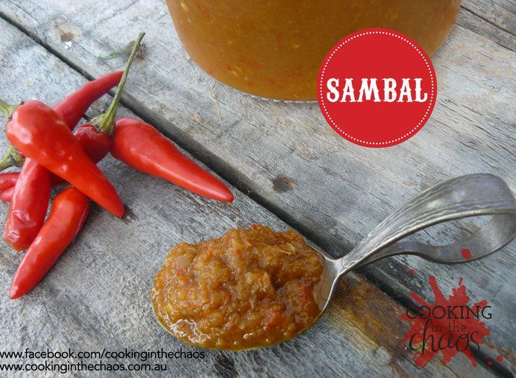 Sambal - Thermomix