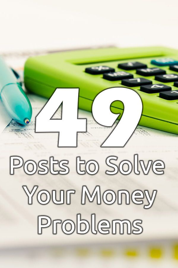 Ready to make more money, save money and get out of debt? Here you go!