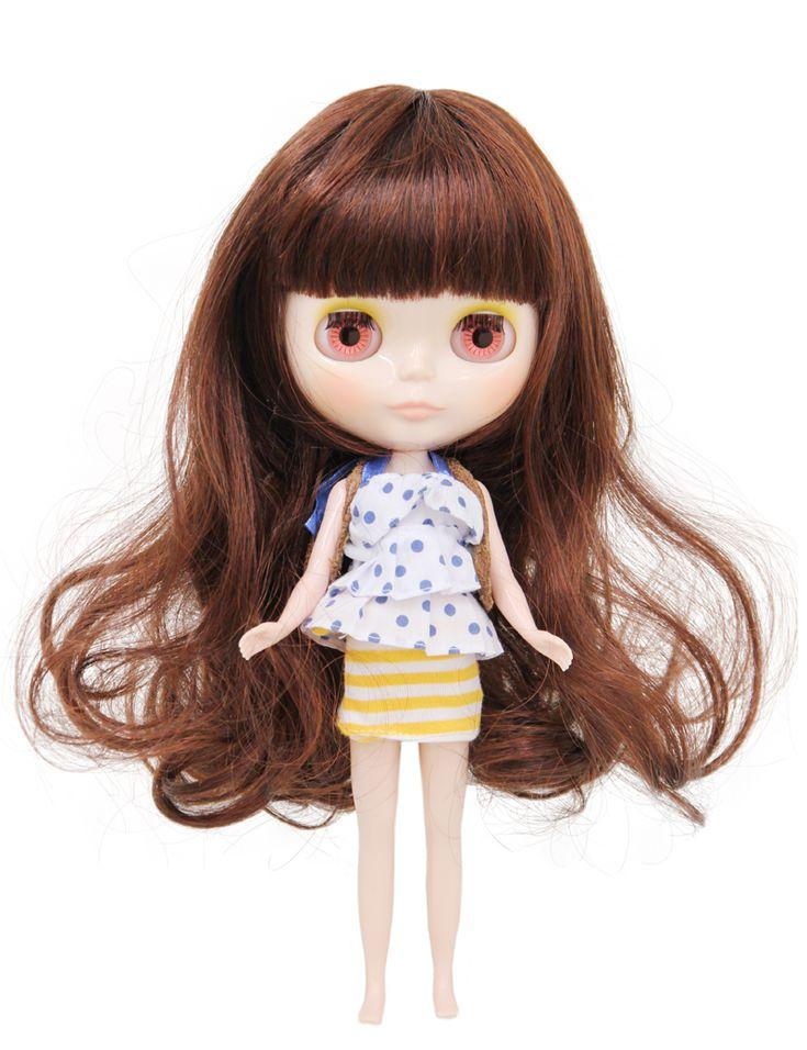 Wigs2dolls.com 人形・ドールウィッグ通販専門店 Doll Wig Online Store  B-177 ボリュームのあるカールでゴージャスに!ロング巻き髪スタイルです♪ #Blythe #BJD #SD #SuperDofflie #Wig #Cosplay #Halloween #Fashion #Wedding #Hair #ヘア #ブライス