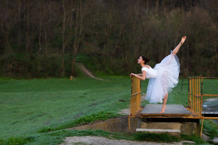 Ballerina girl by onofras ionel on 500px