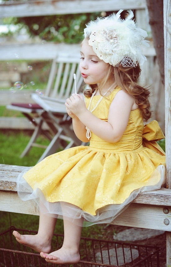 17 best images about sunflower themed flower girl dresses for Doctor who themed wedding dresses