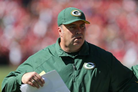 cool First Take Hot Takes Mike McCarthy Play Calling Decision Is Green Bay Packers coach Mike McCarthy giving up play calling duties? Possibly and you know First Take has some hot takes for you about that. Here we go.
