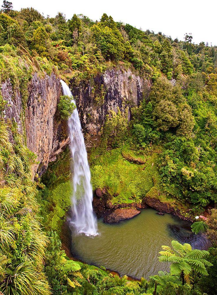 Raglan, Bridal Veil Falls,  see more at New Zealand Journeys app for iPad www.gopix.co.nz