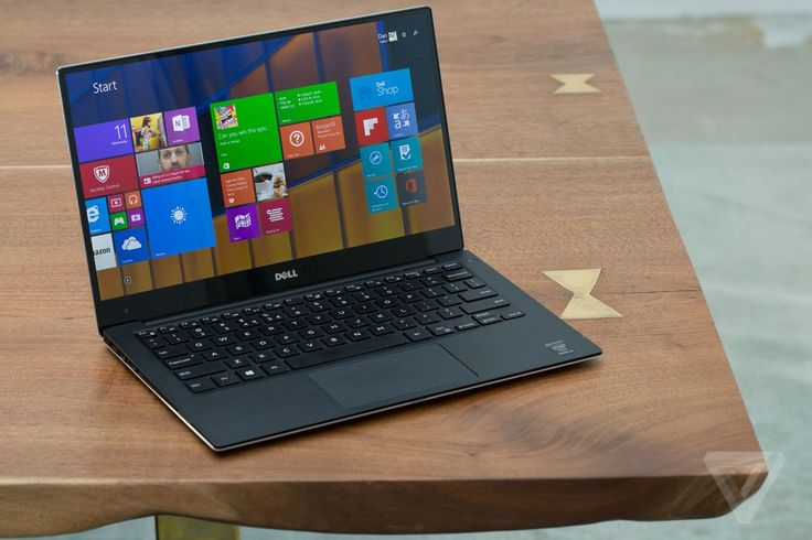 With Dell's XPS 13, the future of ultra portable laptops looks pretty great http://theverge.com/e/7794862