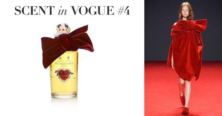 Penhaligon's Perfume vs Viktor & Rolf Haute Couture A/W 2014-2015