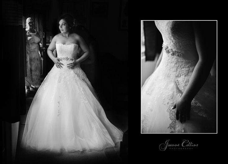 Chilham Castle Estate Wedding Photographer brides dress on