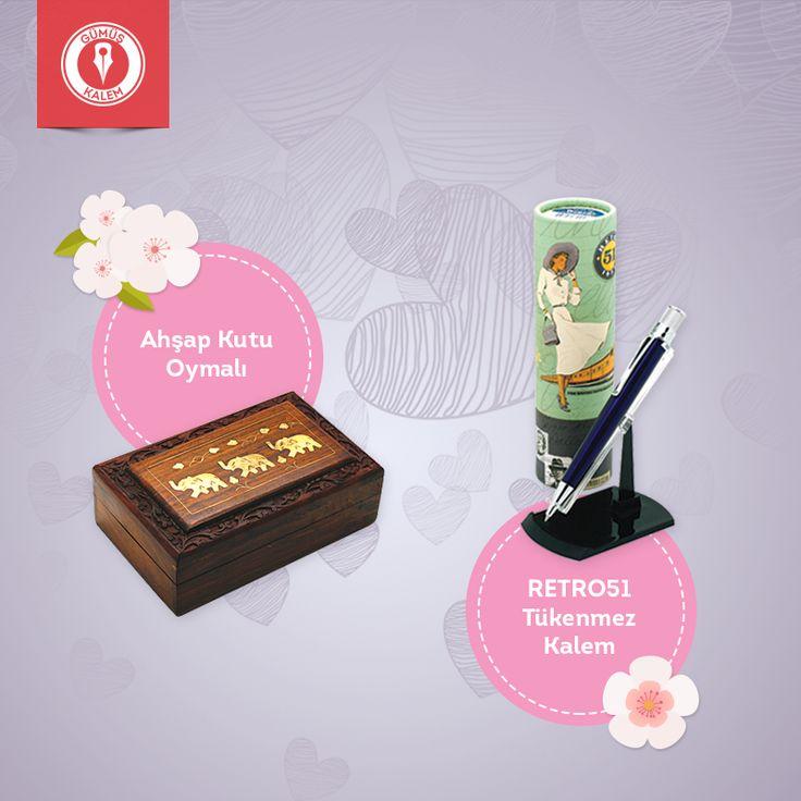 Çocuğunun mutlu olması için elinden geleni yapan anneler, hediyenin en özelini hak eder! >>> online shop >>> www.gumuskalem.com.tr