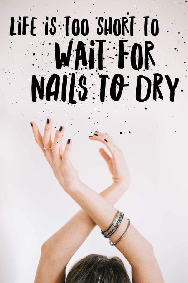 Pin By Nastasia Tait On Nailstagram Manicure Quotes Nail Tech