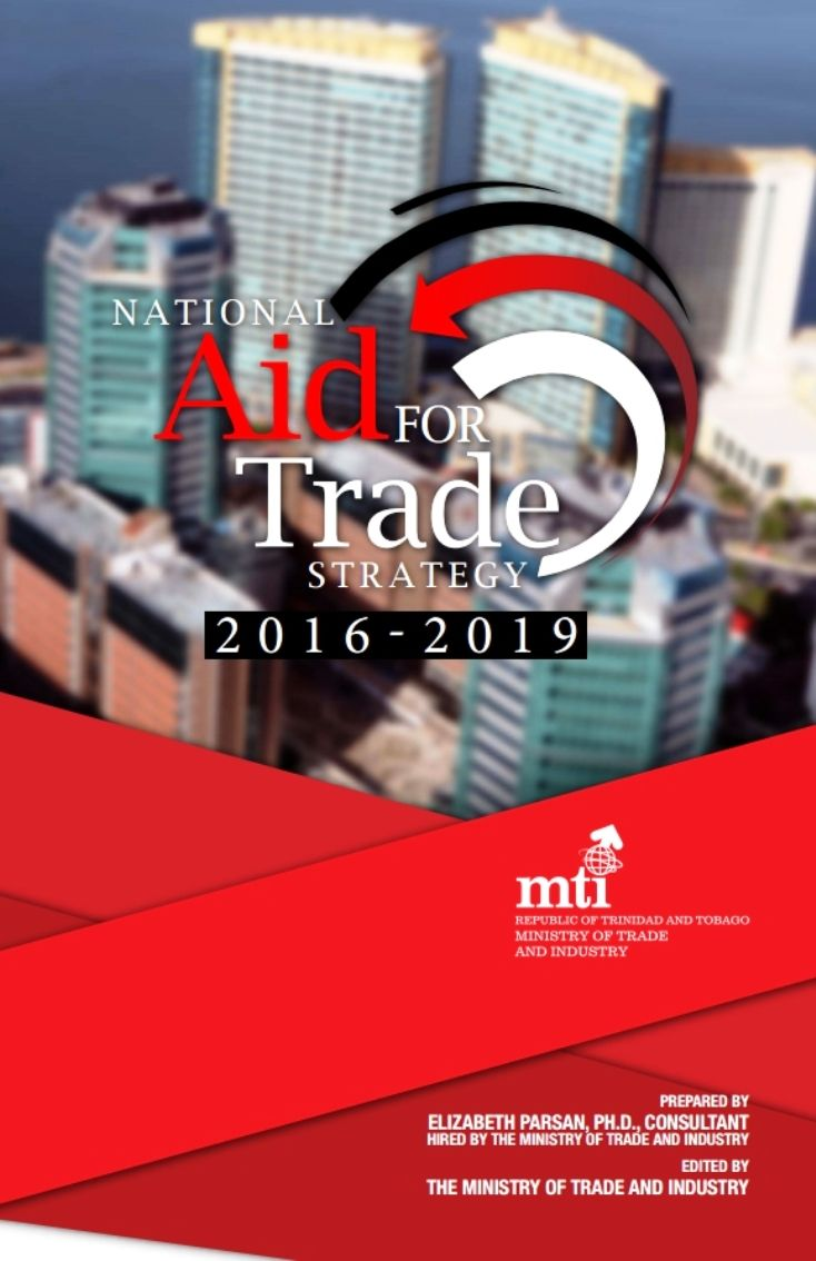Trinidad And Tobago National Aid For Trade Strategy 2016 To 2019 (ebook)  Full Text