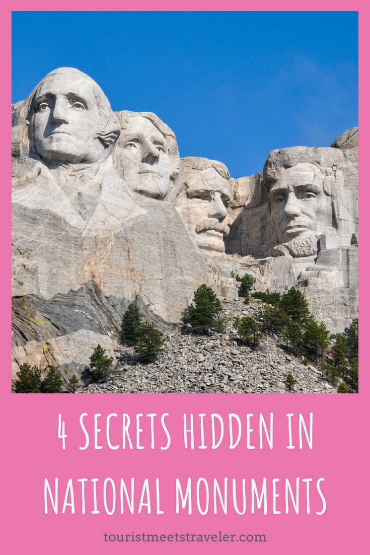 4 Secrets Hidden In National Monuments With Images National