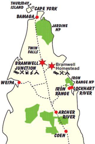 Bramwell Station Cape York