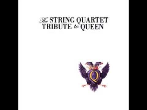 Somebody To Love - The String Quartet Tribute to Queen - YouTube