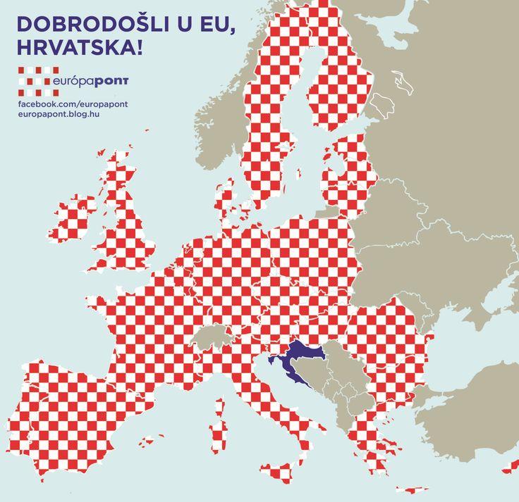 Európa Horvátországgal bővült