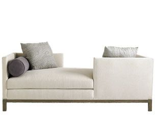 Double chaise lounge sectional sofa woodworking projects for Jackson lawson sectional double chaise sofa