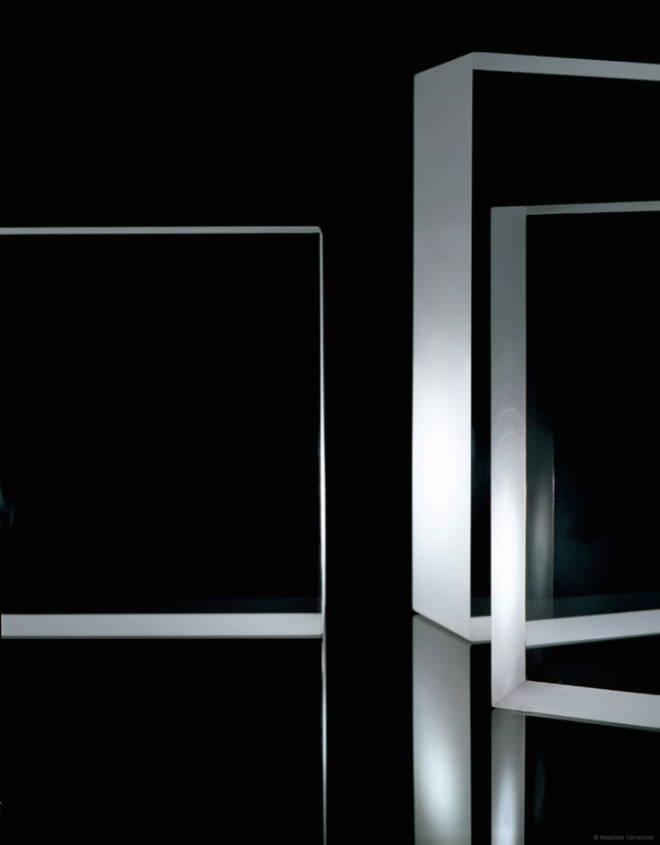 ToFU lamp Yamagiwa | design x Tokujin Yoshioka
