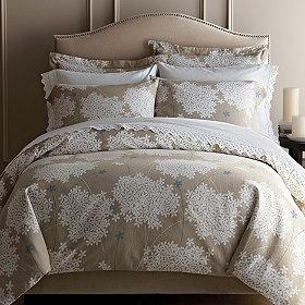 fiorella flannel comforter cover duvet cover king 119 and sham 24ea