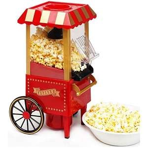 Borrow a popcorn machine for the baby shower. It would be perfect!!